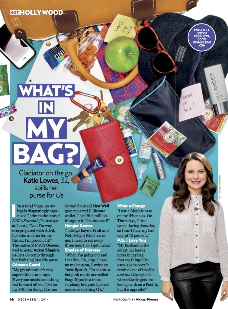 Us Weekly - Bag
